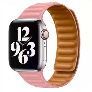 3️⃣3/25 APPLE Watch Leatherette magnetic band